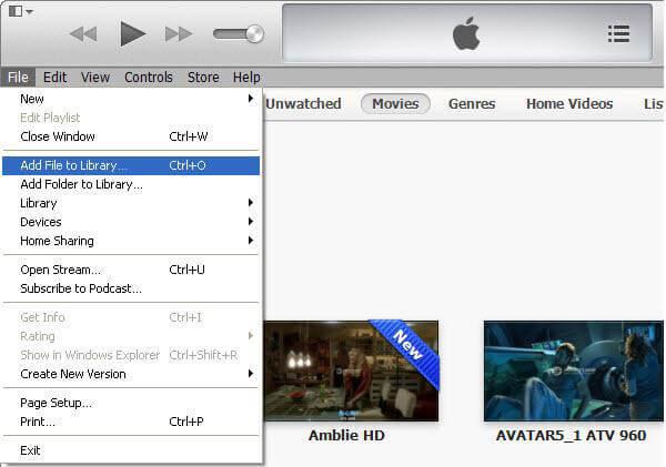 Εισαγωγή στο iTunes
