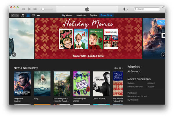 How to Download and Stream iTunes Content to Chromecast