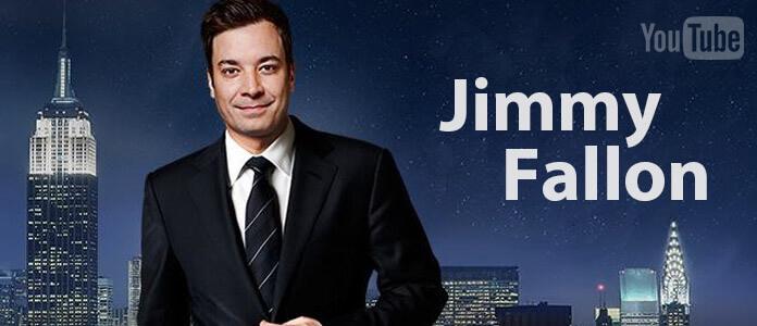 Jimmy Fallon YouTube