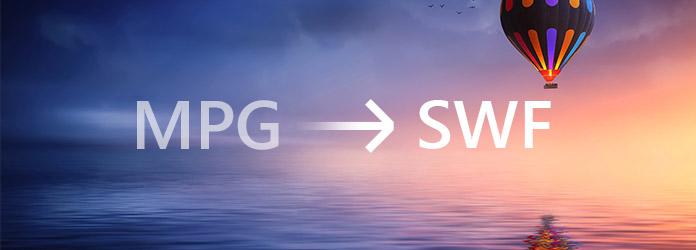 Converteer MPG naar SWF