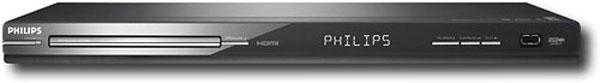 Philips DVP-3560 Regiovrije dvd-speler