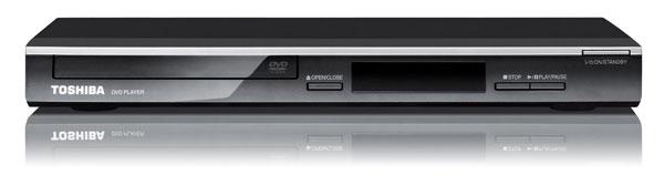 Toshiba SD-3300 regiovrije dvd-speler