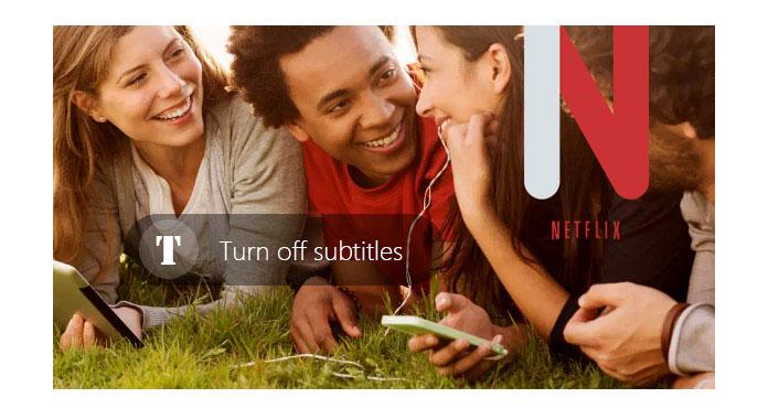 Πώς να απενεργοποιήσετε τους υπότιτλους στο Netflix