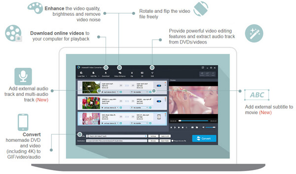 Alternativa QuickTime - Video Converter Ultimate