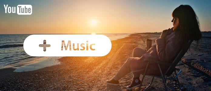 YouTube Aggiungi musica