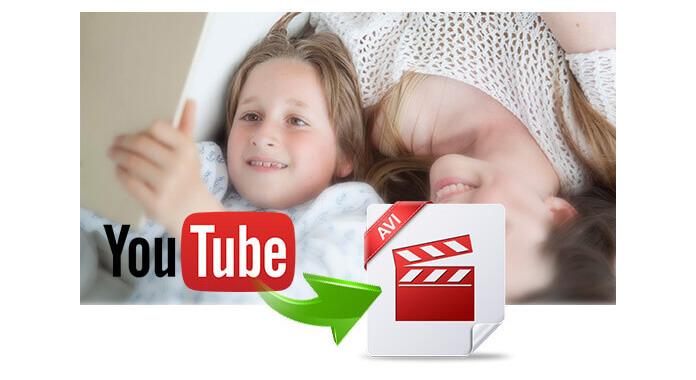 YouTube do AVI