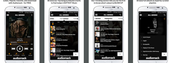 MP3 Rocket Alternatives per Android