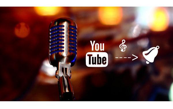 Konwertuj YouTube na dzwonek