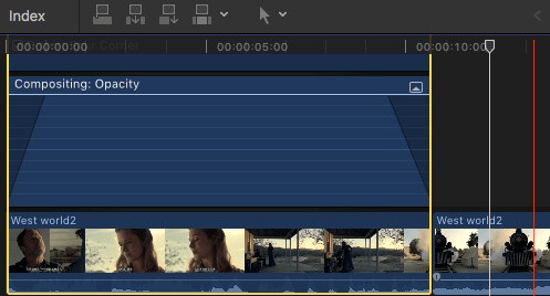 Add Transitions in Final Cut Pro X with 3 Ways