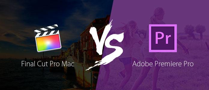 Final Cut Pro X εναντίον Adobe Premiere