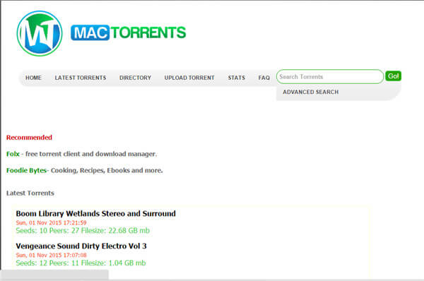 Mac Torrents