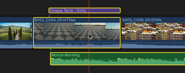 Move Skimmer to Frame in FCP