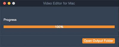 Αποθήκευση επεξεργασμένου βίντεο MP4