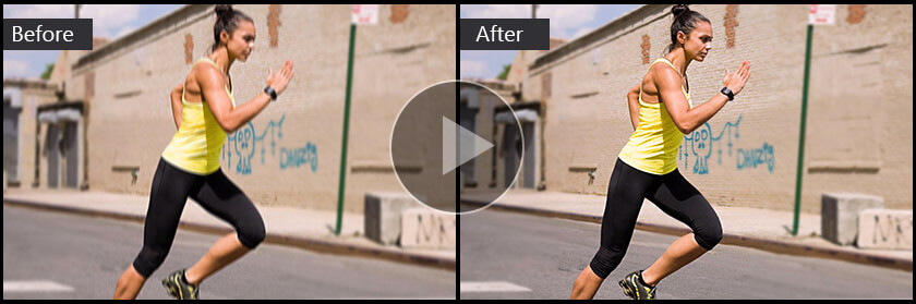 After effects video stabilization