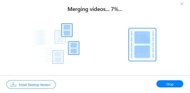 Połącz wideo