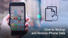 Backup and Restore iPhone Data