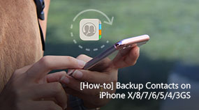 Backup Contacts on iPhone