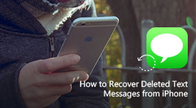 Recover Deleted Text Messages