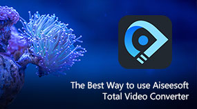 Use Aiseesoft Total Video Converter