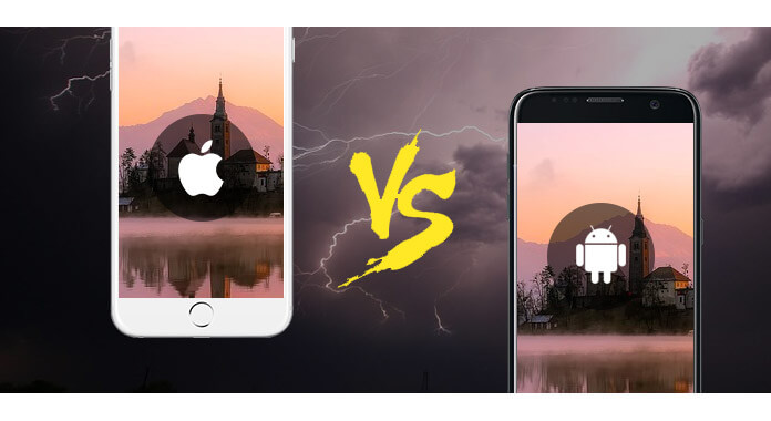 What Is Better iPhone or Android
