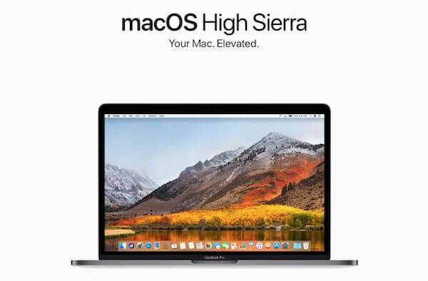 Werk Mac OS bij