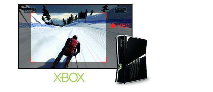 記錄Xbox 360遊戲玩法