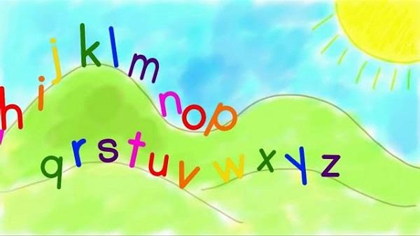 Τραγούδι ABC SONG / αλφάβητο