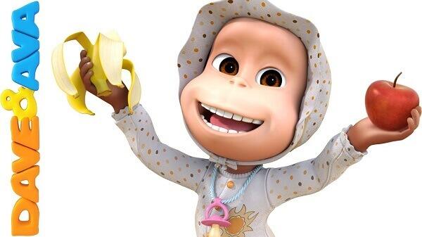 Τραγούδι μήλων και μπανανών