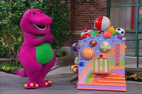 Barney e amici