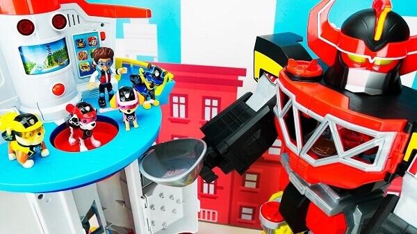 I migliori video di apprendimento dei giocattoli Paw Patrol