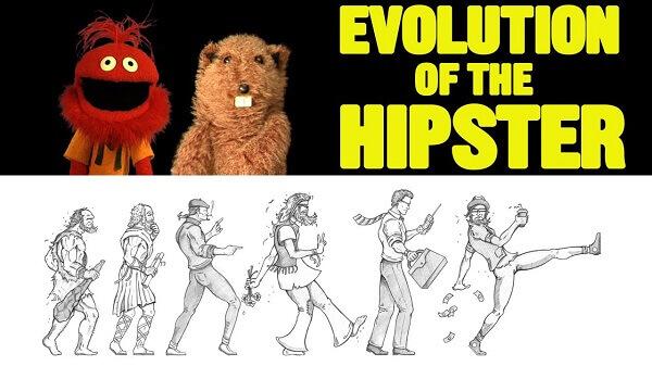 Evoluzione dell'hipster