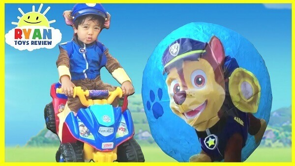 Collezione Giant Surprise Eggs Toys