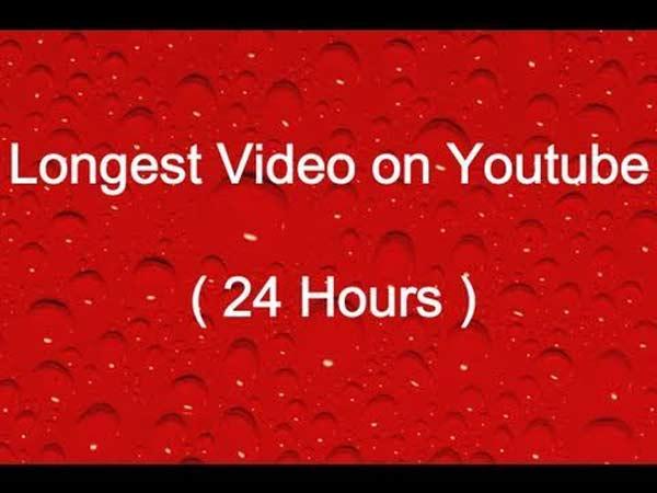 Το μεγαλύτερο βίντεο στο YouTube (24 ώρες)