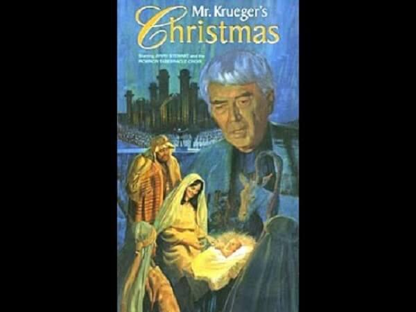 Κύριε Kruegers Χριστούγεννα