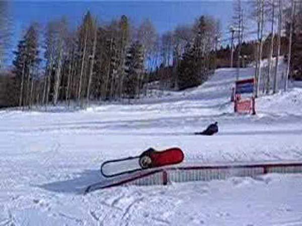 La mia abilità di snowboardz