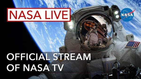 Δημόσια Εκπαίδευση της NASA TV