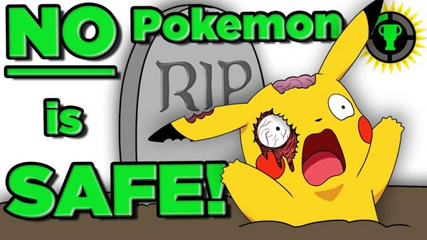 Teorie her: Pokémoni VYCHÁZÍ