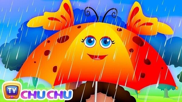 Βροχή-βροχή Φύγε μακριά
