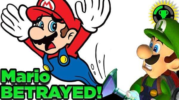 Θεωρία παιχνιδιού: Super Mario