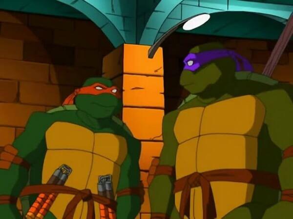 Adolescenti tartarughe ninja mutanti