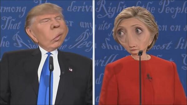 Η τέταρτη προεδρική συζήτηση