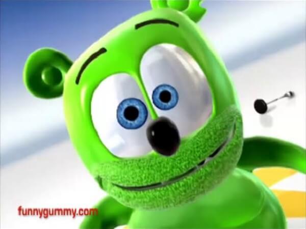 Το τραγούδι των Gummy Bear