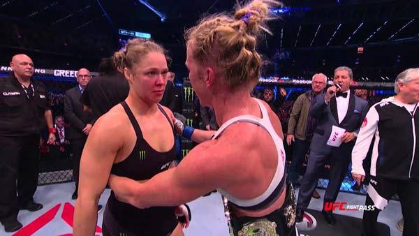 UFC 193: Η συγκίνηση και η αγωνία Preview