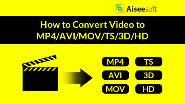 Converti video in MP4
