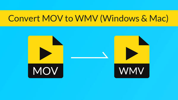 Easy Convert MOV to WMV (Windows & Mac)