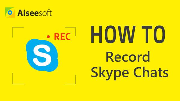 Εγγραφή συνομιλιών Skype με επαγγελματική συσκευή εγγραφής Skype