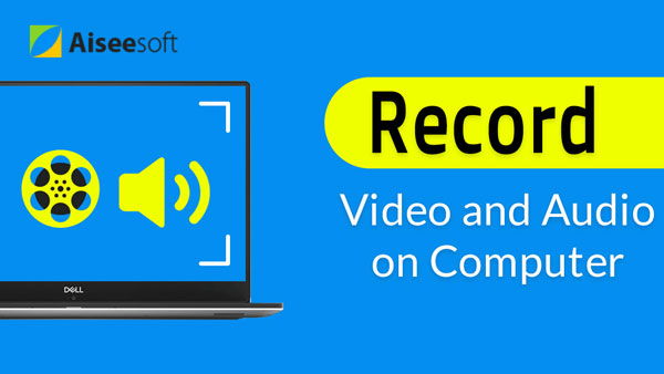Registra video e audio sul computer