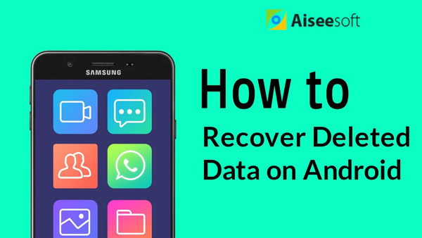 Video Recover Deleted Data on Android