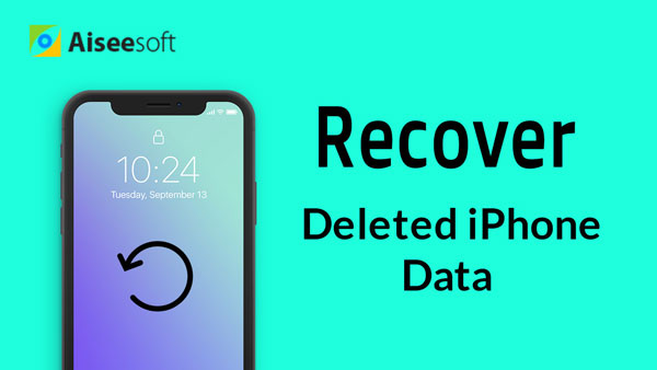Video Recover Deleted iPhone Data
