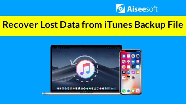 Video Recupera i dati persi da iTunes